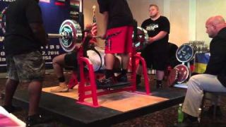 100% Raw Powerlifting Federation World Championship Va. Beach