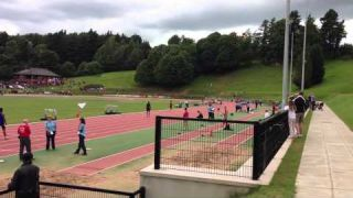 USA Relay 4x100m Video Belfast 6 Aug 2013