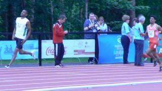 Brent Gray 100m Ht Video Belfast 2 Aug 2013
