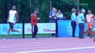 Brent Gray 100m Ht Video Belfast 2 Aug 2013