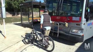 Taking Your Bike on Metrobus
