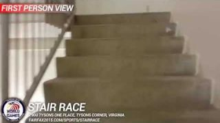 FAIRFAX 2015: STAIR RACE WALK-THROUGH