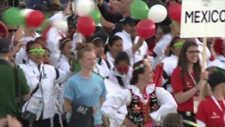 Volunteer for the Fairfax 2015 World Police & Fire Games