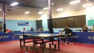 2015 World Police and Fire Games - Womens Singles Final