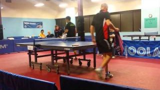 2015 World Police and Fire Games Mens Singles Final #2