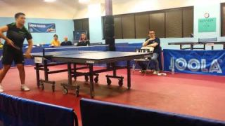 2015 World Police and Fire Games Mens Singles Final #3
