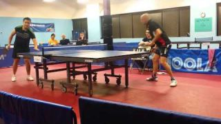 2015 World Police and Fire Games Mens Singles Final #4