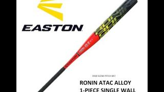2018 Easton RONIN ATAC ALLOY 1-PIECE