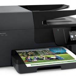 HP Officejet Pro 6830 Wireless All-In-One Inkjet Printer