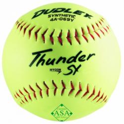 Softballs: 12 inch Thunder SY